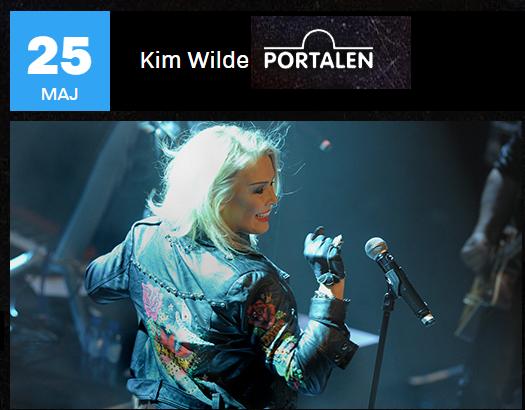 kim wilde portalen 2017