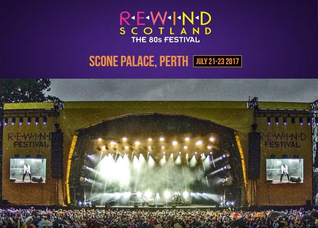 rewind festival perth2017
